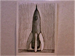 Rocket .............zooooooom!