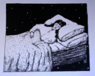 ... and sometimes asleep