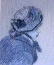 My Drawing after Renoir