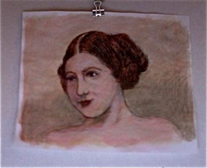 Victorian Actress